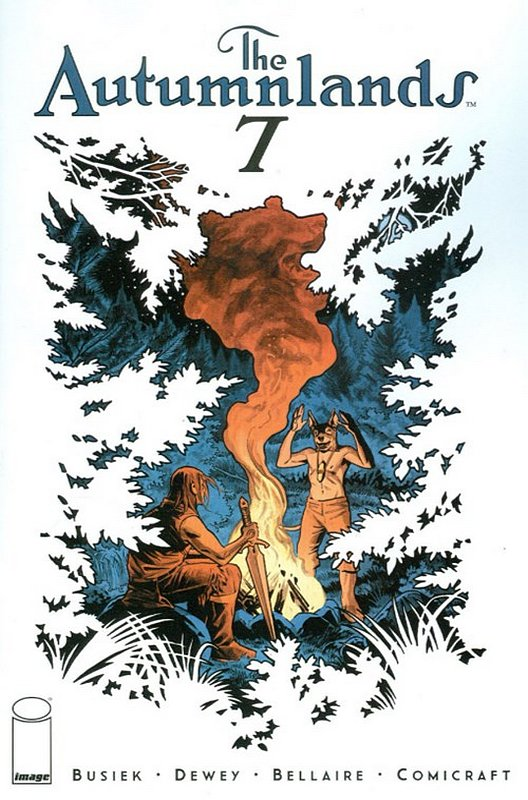 Cover of Autumnlands: Tooth & Claw (Vol 1) #7. One of 250,000 Vintage American Comics on sale from Krypton!