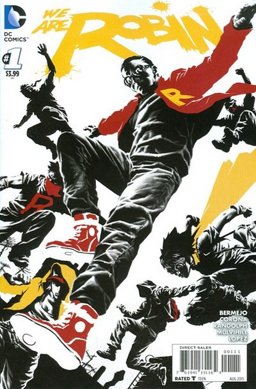 Cover of We are Robin! #1. One of 250,000 Vintage American Comics on sale from Krypton!