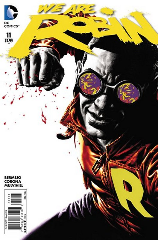 Cover of We are Robin! #11. One of 250,000 Vintage American Comics on sale from Krypton!