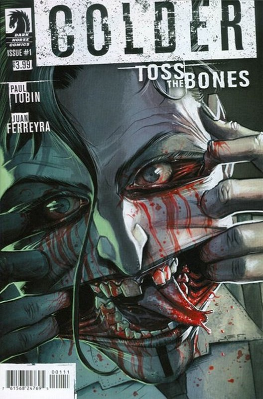 Cover of Colder: Toss of the Bones (2015 Ltd) #1. One of 250,000 Vintage American Comics on sale from Krypton!