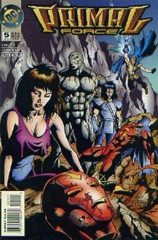 Cover of Primal Force (Vol 1) #5. One of 250,000 Vintage American Comics on sale from Krypton!
