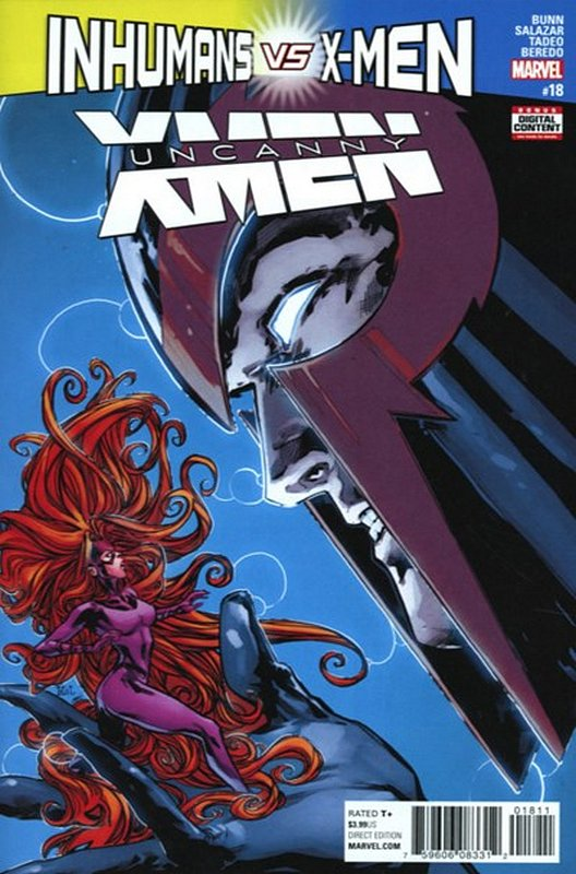 Cover of Uncanny X-Men (Vol 4) #18. One of 250,000 Vintage American Comics on sale from Krypton!