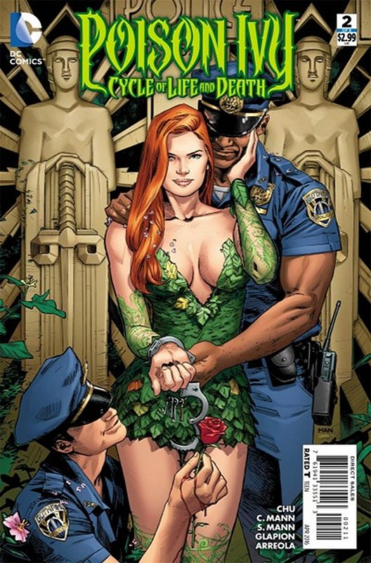 Cover of Poison Ivy: Cycle of Life & Death (2016 Ltd) #2. One of 250,000 Vintage American Comics on sale from Krypton!