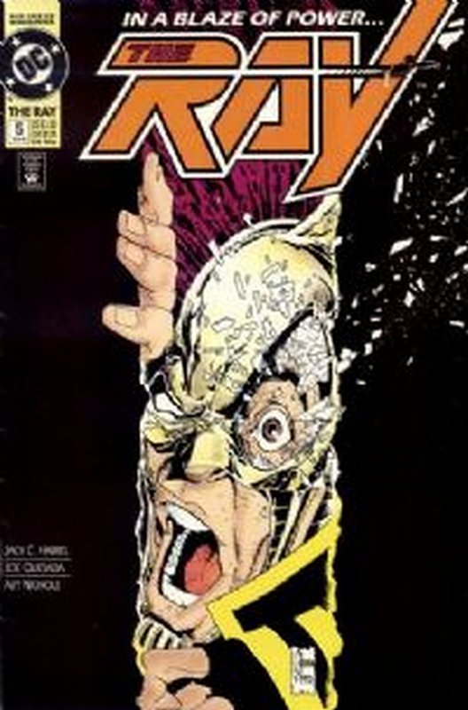 Cover of Ray (1992 Ltd) The #5. One of 250,000 Vintage American Comics on sale from Krypton!