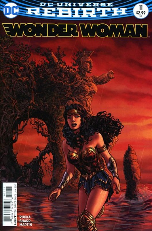 Cover of Wonder Woman (Vol 5) #11. One of 250,000 Vintage American Comics on sale from Krypton!