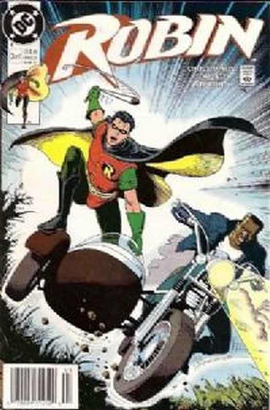 Cover of Robin (1991 Ltd) #3. One of 250,000 Vintage American Comics on sale from Krypton!