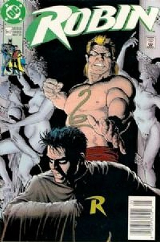 Cover of Robin (1991 Ltd) #5. One of 250,000 Vintage American Comics on sale from Krypton!