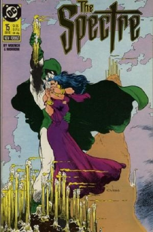 Cover of Spectre (Vol 2) #15. One of 250,000 Vintage American Comics on sale from Krypton!