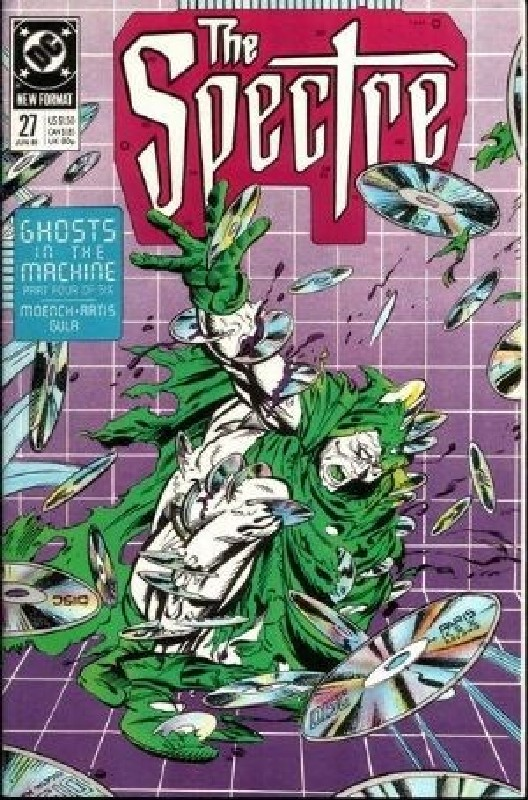 Cover of Spectre (Vol 2) #27. One of 250,000 Vintage American Comics on sale from Krypton!