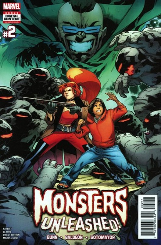 Cover of Monsters Unleashed (Vol 1) #2. One of 250,000 Vintage American Comics on sale from Krypton!