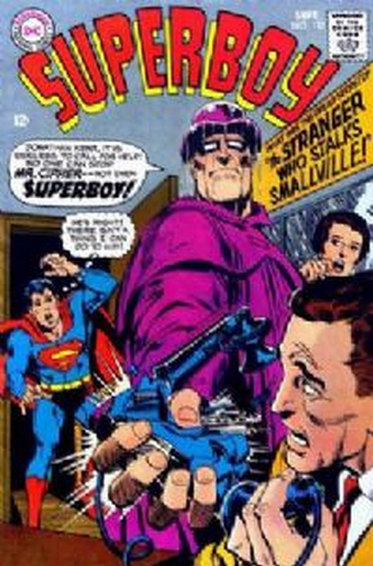 Cover of Superboy (Vol 1) #150. One of 250,000 Vintage American Comics on sale from Krypton!