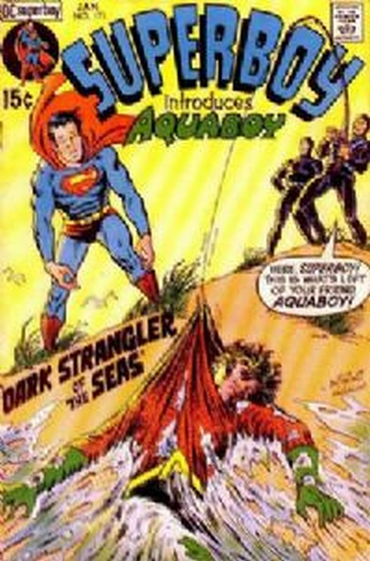 Cover of Superboy (Vol 1) #171. One of 250,000 Vintage American Comics on sale from Krypton!