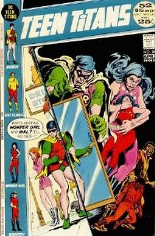 Cover of Teen Titans (Vol 1) #38. One of 250,000 Vintage American Comics on sale from Krypton!