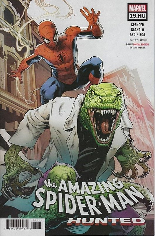 Cover of Amazing Spider-Man (Vol 6) #19. One of 250,000 Vintage American Comics on sale from Krypton!