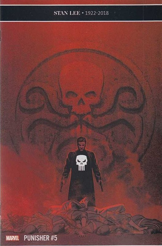 Cover of Punisher (Vol 9) #5. One of 250,000 Vintage American Comics on sale from Krypton!