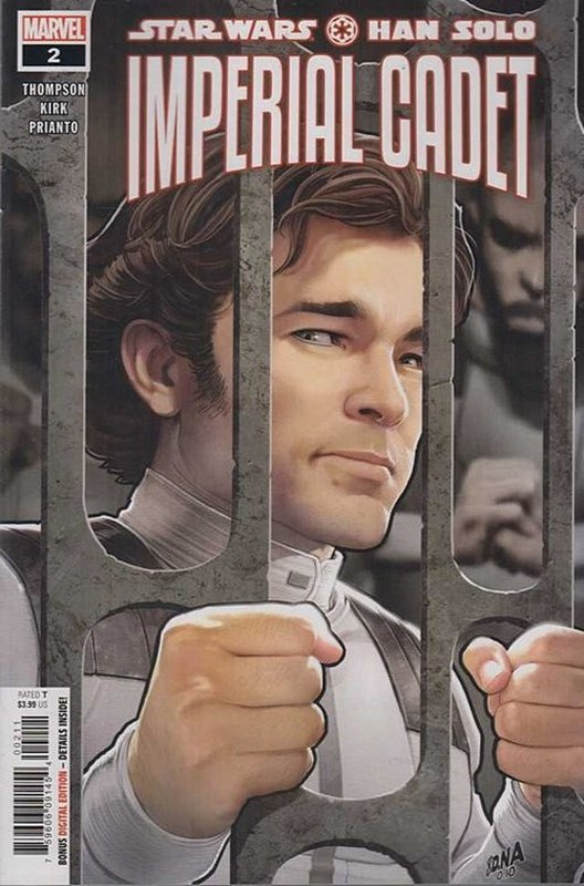 Cover of Star Wars: Han Solo - Imperial Cadet (2018 Ltd) #2. One of 250,000 Vintage American Comics on sale from Krypton!