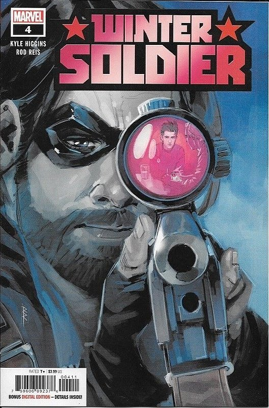 Cover of Winter Soldier (2019 Ltd)) #4. One of 250,000 Vintage American Comics on sale from Krypton!