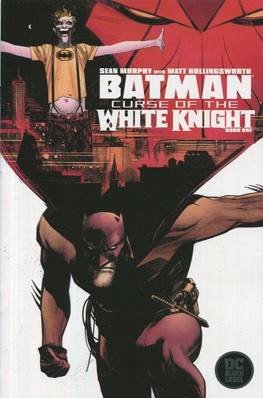 Cover of Batman: Curse of the White Knight (2019 Ltd) #1. One of 250,000 Vintage American Comics on sale from Krypton!