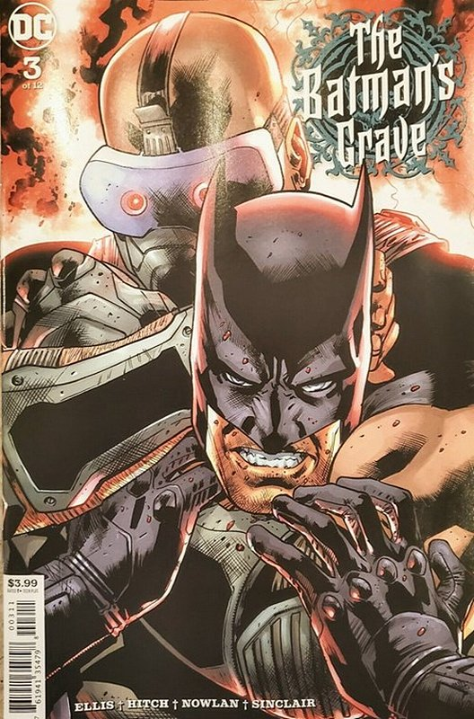 Cover of Batmans Grave (2019 12 Issue Limited Series) #3. One of 250,000 Vintage American Comics on sale from Krypton!
