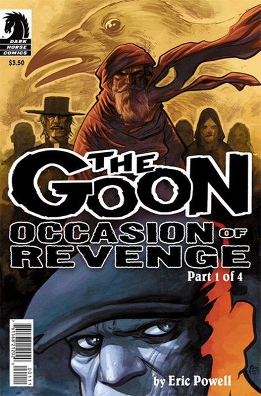Cover of Goon: Occasion of Revenge (2014 Ltd) The #1. One of 250,000 Vintage American Comics on sale from Krypton!