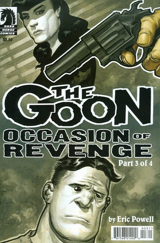Cover of Goon: Occasion of Revenge (2014 Ltd) The #3. One of 250,000 Vintage American Comics on sale from Krypton!