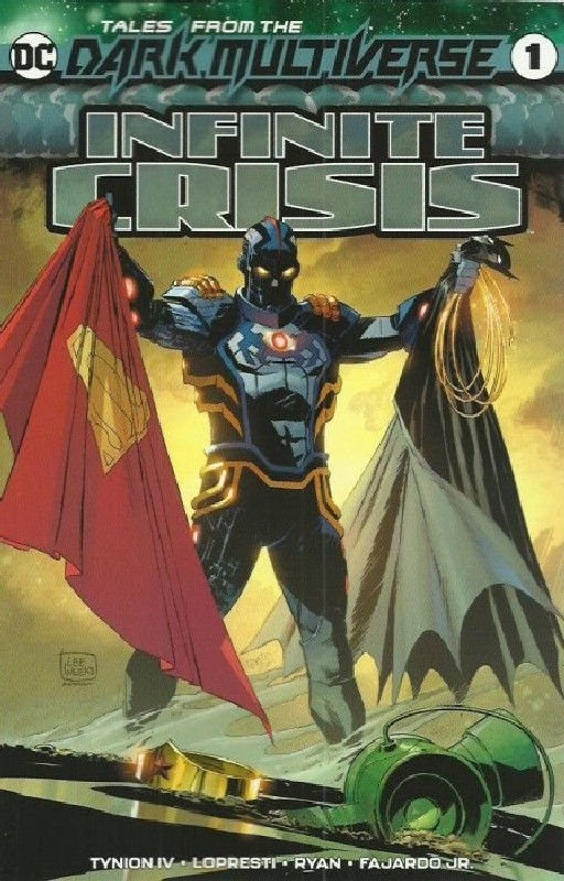 Cover of Tales from the Dark Multiverse - Infinite Crisis #1. One of 250,000 Vintage American Comics on sale from Krypton!