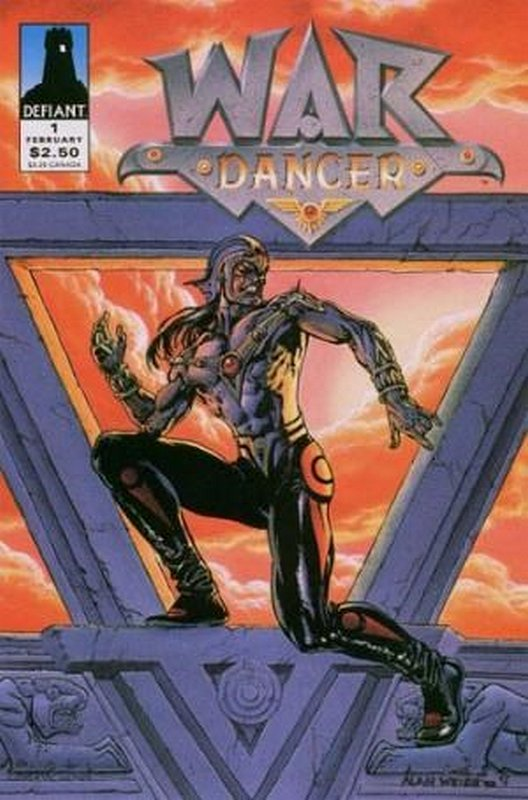Cover of War Dancer (Vol 1) #1. One of 250,000 Vintage American Comics on sale from Krypton!