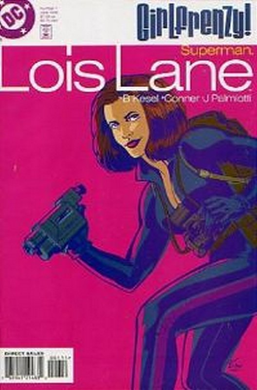 Cover of Superman Lois Lane - Girl Frenzy (1998 One Shot) #1. One of 250,000 Vintage American Comics on sale from Krypton!