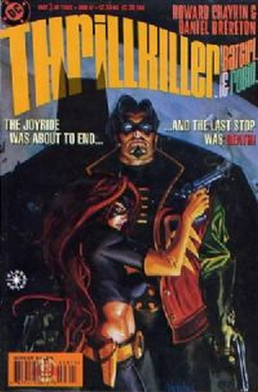 Cover of Thrillkiller: Batgirl & Robin (1997 Ltd) #3. One of 250,000 Vintage American Comics on sale from Krypton!