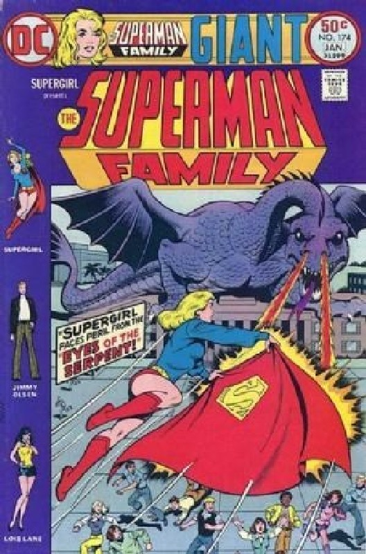 Cover of Superman Family (Vol 1) #174. One of 250,000 Vintage American Comics on sale from Krypton!