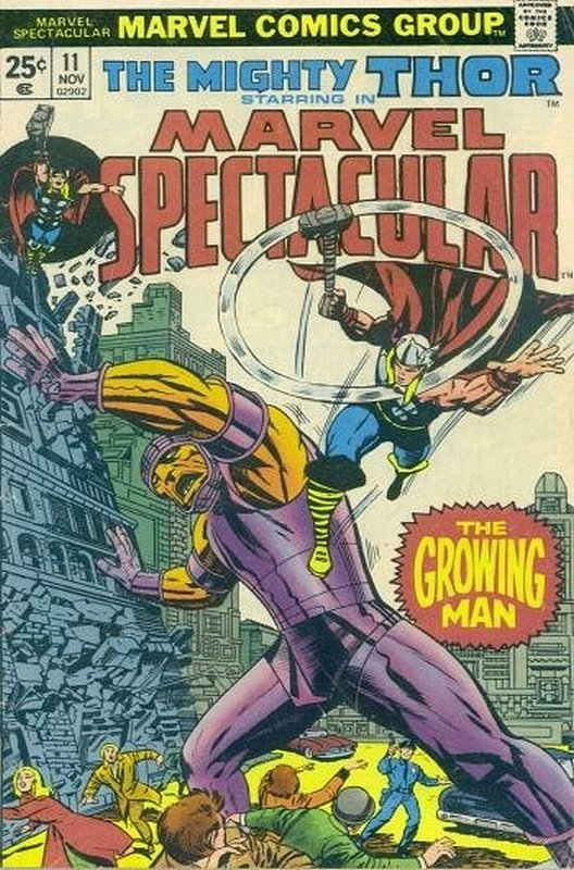 Cover of Marvel Spectacular (Vol 1) #11. One of 250,000 Vintage American Comics on sale from Krypton!