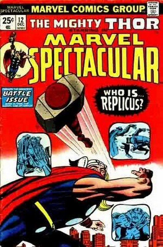 Cover of Marvel Spectacular (Vol 1) #12. One of 250,000 Vintage American Comics on sale from Krypton!