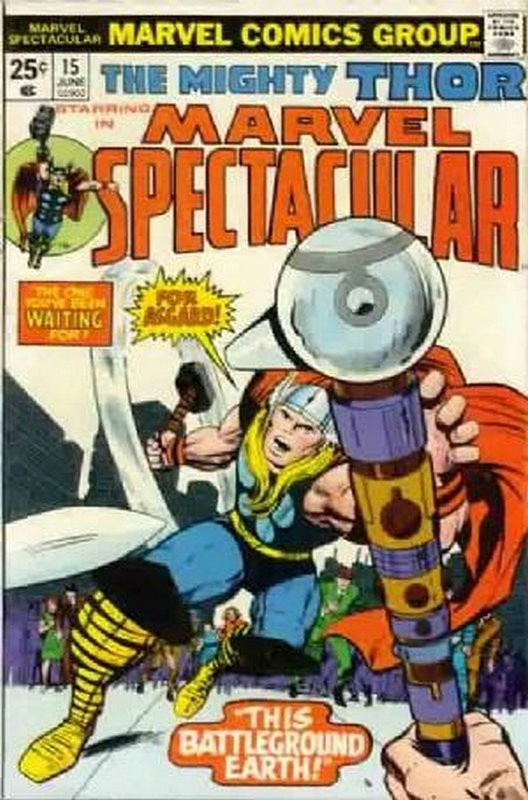 Cover of Marvel Spectacular (Vol 1) #15. One of 250,000 Vintage American Comics on sale from Krypton!