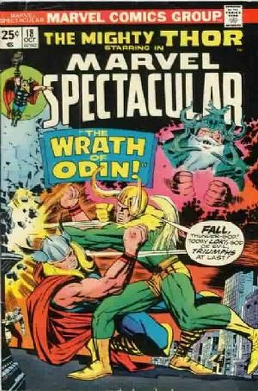 Cover of Marvel Spectacular (Vol 1) #18. One of 250,000 Vintage American Comics on sale from Krypton!