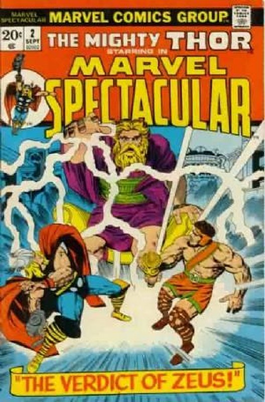 Cover of Marvel Spectacular (Vol 1) #2. One of 250,000 Vintage American Comics on sale from Krypton!