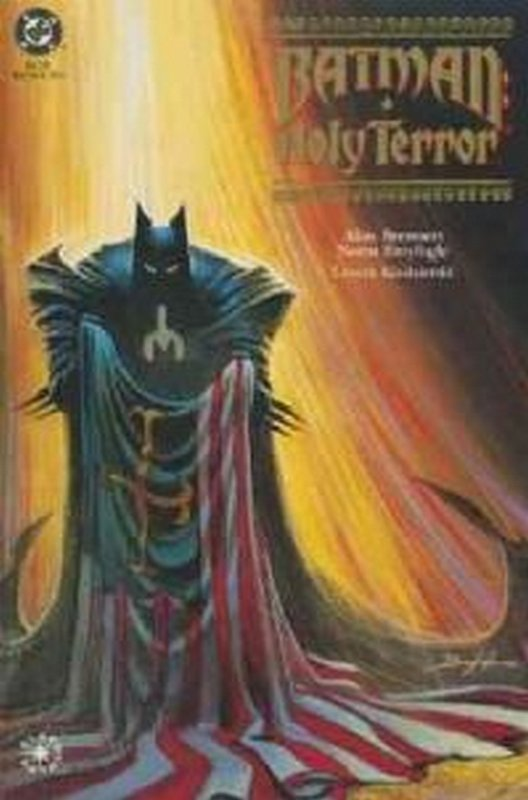Cover of Batman: Holy Terror (1991 One Shot) #1. One of 250,000 Vintage American Comics on sale from Krypton!