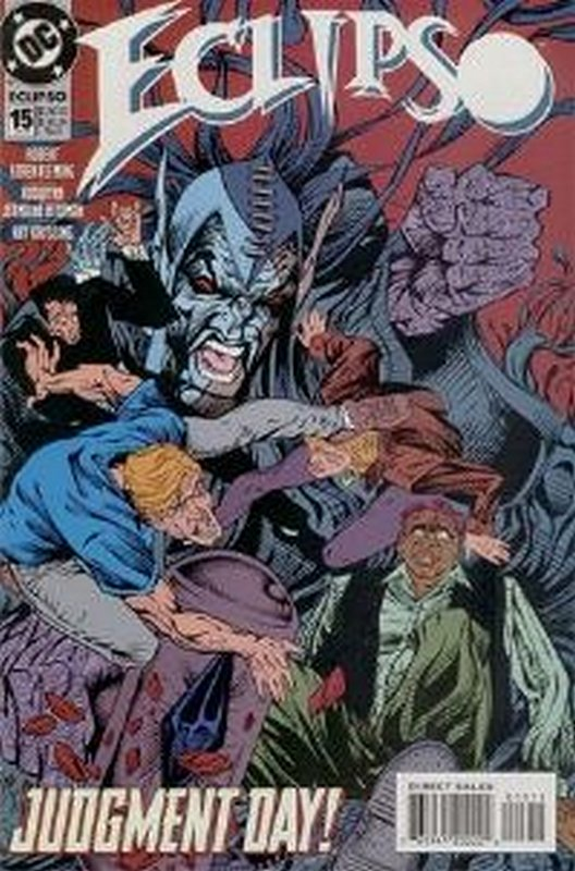 Cover of Eclipso (Vol 1) #15. One of 250,000 Vintage American Comics on sale from Krypton!