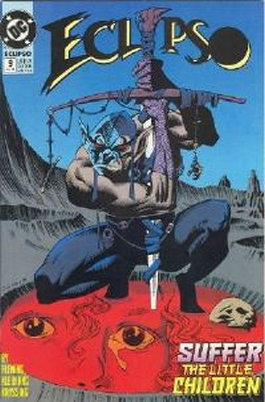 Cover of Eclipso (Vol 1) #9. One of 250,000 Vintage American Comics on sale from Krypton!
