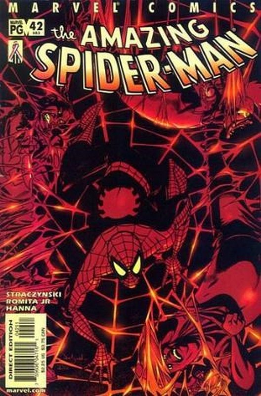 Cover of Amazing Spider-Man (Vol 2) #42. One of 250,000 Vintage American Comics on sale from Krypton!
