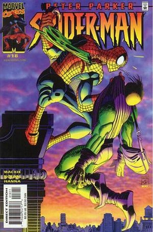Cover of Peter Parker Spider-Man #18. One of 250,000 Vintage American Comics on sale from Krypton!