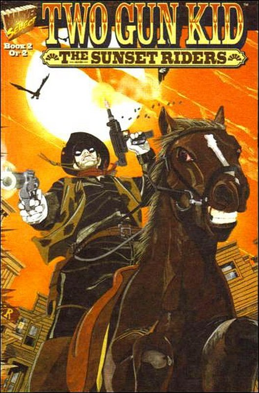Cover of Two Gun Kid: The Sunset Riders (1995 Ltd) #2. One of 250,000 Vintage American Comics on sale from Krypton!