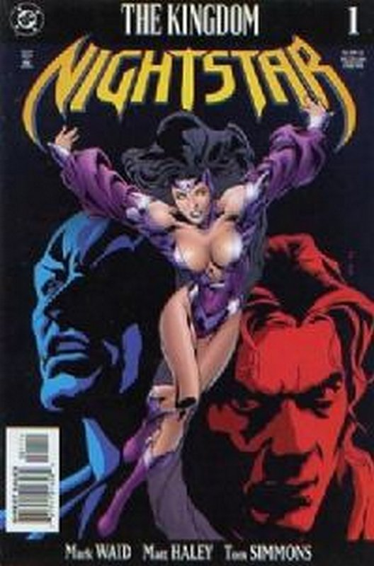 Cover of Kingdom: Nightstar (1998 One Shot) #1. One of 250,000 Vintage American Comics on sale from Krypton!