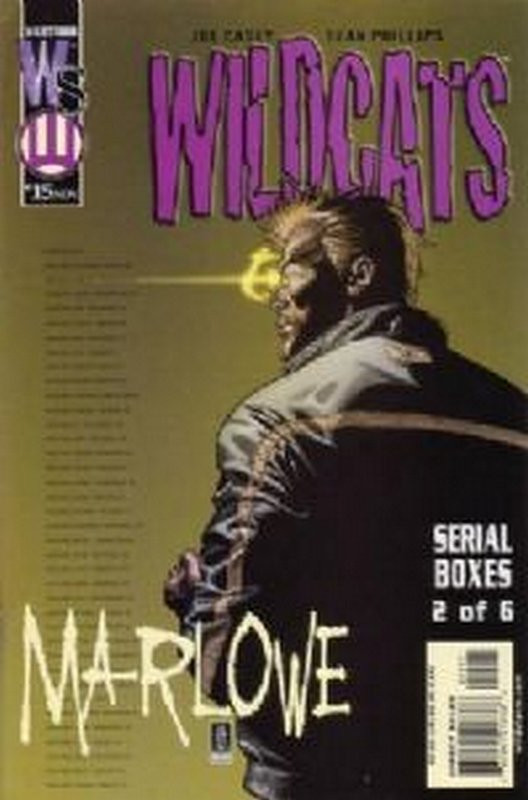 Cover of WildCATS (Vol 2) #15. One of 250,000 Vintage American Comics on sale from Krypton!