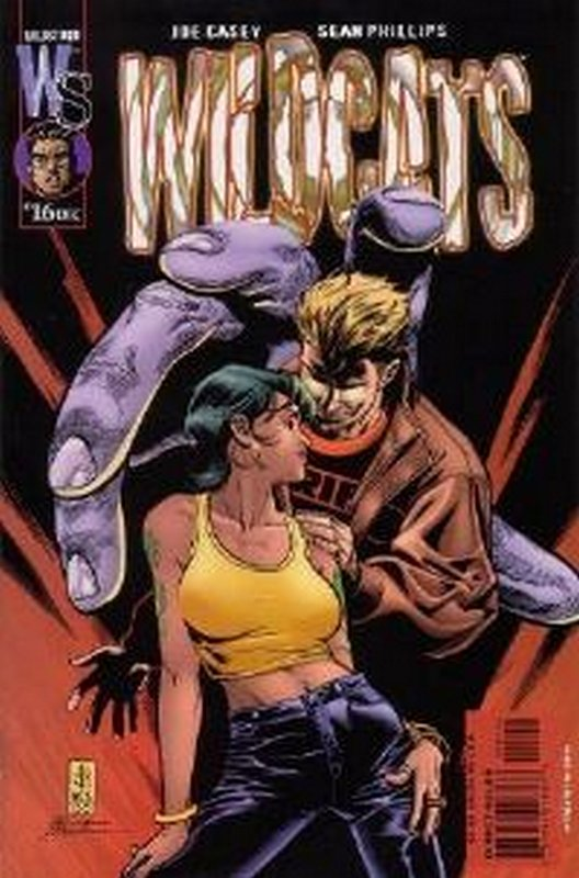 Cover of WildCATS (Vol 2) #16. One of 250,000 Vintage American Comics on sale from Krypton!