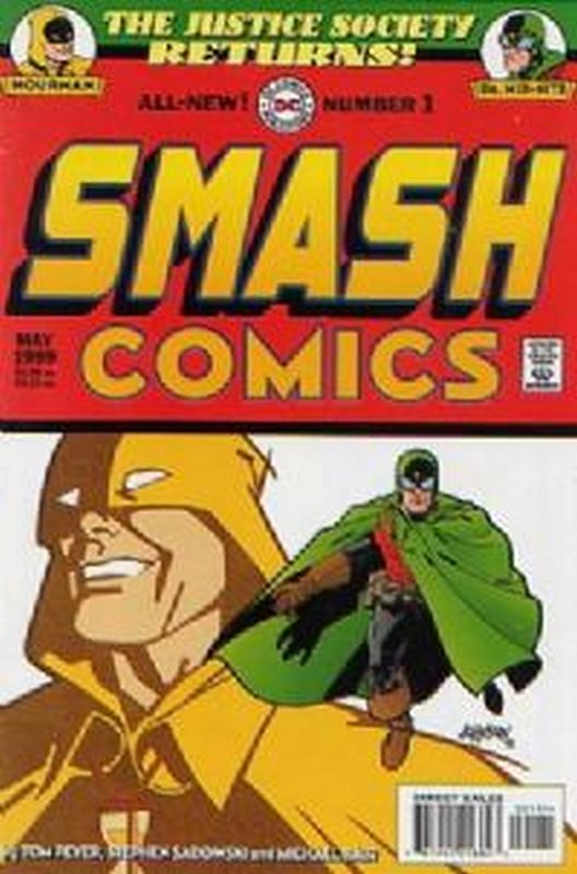 Cover of Smash Comics (1999 One Shot) #1. One of 250,000 Vintage American Comics on sale from Krypton!