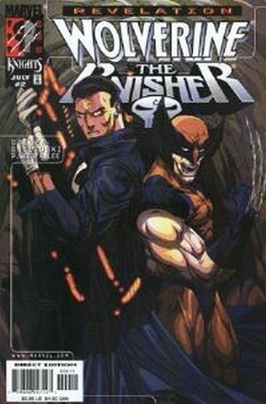 Cover of Wolverine/Punisher: Revelation (1999 Ltd) #2. One of 250,000 Vintage American Comics on sale from Krypton!