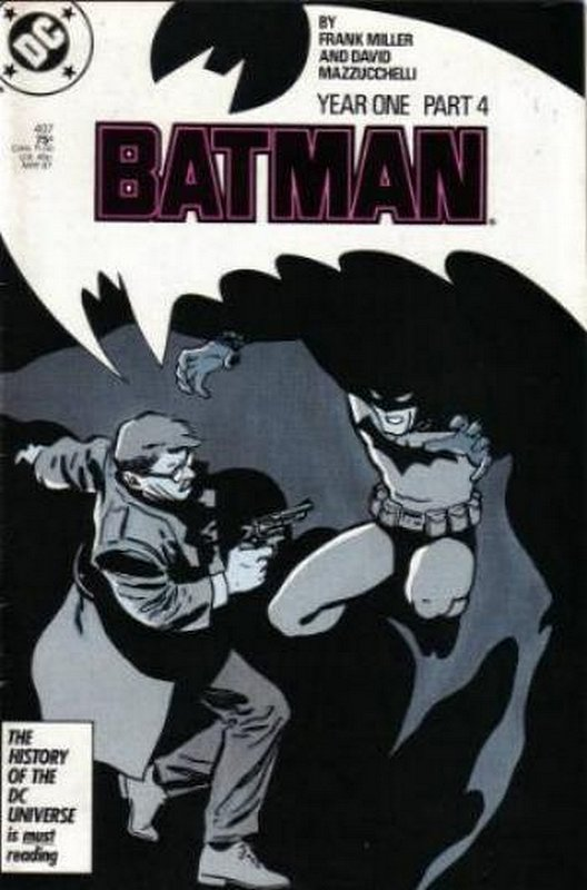 Cover of Batman #407. One of 250,000 Vintage American Comics on sale from Krypton!