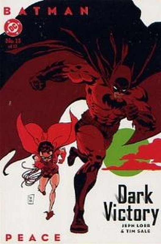 Cover of Batman: Dark Victory (1999 Ltd) #13. One of 250,000 Vintage American Comics on sale from Krypton!