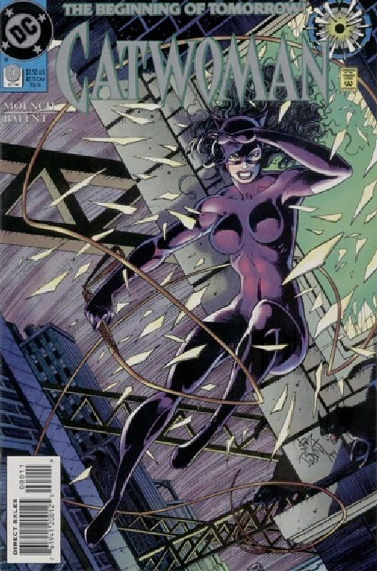 Cover of Catwoman (Vol 1) #0. One of 250,000 Vintage American Comics on sale from Krypton!