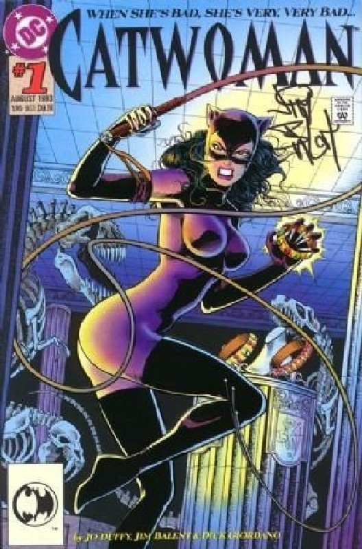 Cover of Catwoman (Vol 1) #1. One of 250,000 Vintage American Comics on sale from Krypton!